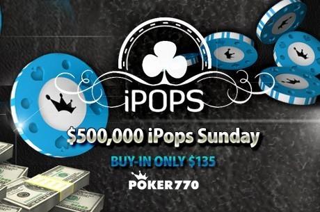 Візьміть участь в IPoker Online Poker Series на Poker 770!