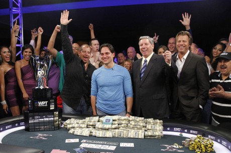 Shawn Cunix Wins World Poker Tour Jacksonville BestBet Open