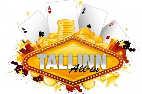 Tallinn All-in satelliitturniirid Triobetis!
