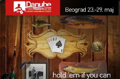 Danube Poker Masters u Beogradu od 23. do 29. Maja