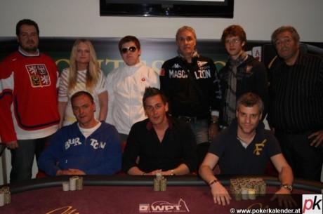 Polonyi Tibor döntő asztalon a Concord Millionon!