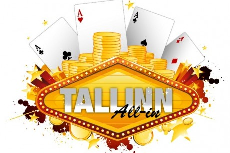 Olympic Casinos toimub kolm Tallinn All-in live-satelliiti