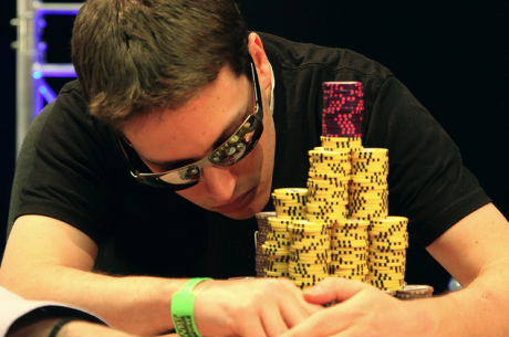 Scott Baumstein sigue en cabeza en la IPT Sanremo Grand Final