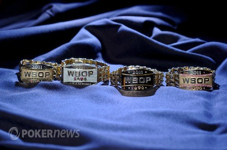 WSOP Players to Receive Total Rewards Credits for Playing in Bracelet Events