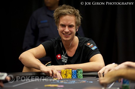 "2012 PokerStars SCOOP Day 2: Viktor ""Isildur1"" Blom Victorious and Making Another Run"