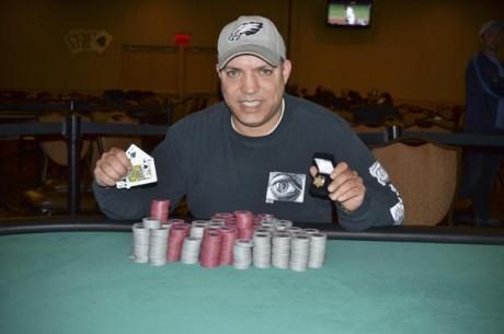 Christopher Bonn Wins the World Series of Poker Circuit Harrah's Philadelphia Main Event