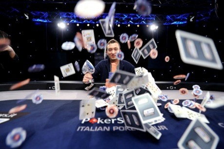 Davide Biscardi gana la PokerStars IPT Grand Final