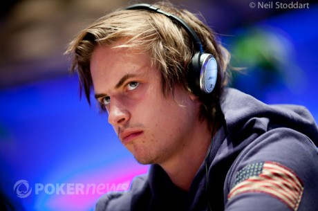 "2012 PokerStars SCOOP Day 5: Close Call For Viktor ""Isildur1"" Blom"