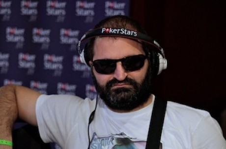 Nevzat Kaya, chip leader del Día 1A de las PokerStars France Poker Series Amnéville 2012