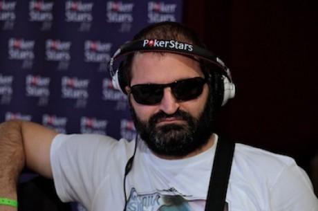 Nevzat Kaya, chip leader del Día 1A de las PokerStars France Poker Series Amnéville 2012