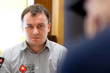 Martin Staszko:距离SCOOP冠军一步之遥