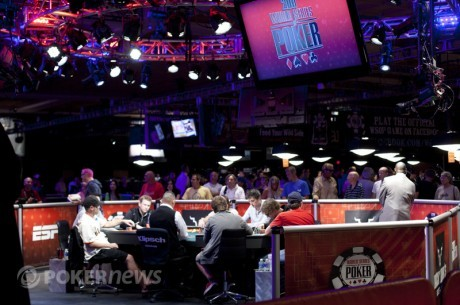 WSOP.com lubab live-stream ülekannet 60 WSOP turniirilt