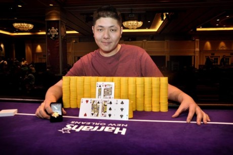 Preliminary Results from the 2011-2012 WSOP Circuit Harrah's New Orleans