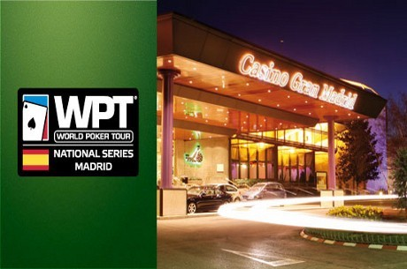 Las WPT National Series estrenan sitio web anunciando la parada de Madrid