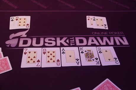 Simon Trumper Makes Some Changes To The DTD Chipleader Live Final
