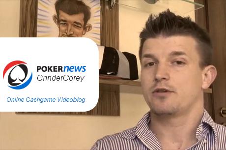 Blog GrinderCorey: Karkötőért megyek Vegasba, de előtte egy kis online cashgame