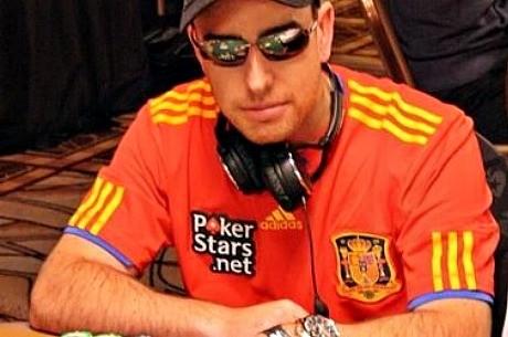 Javier Tazón lidera la Roja en el Estrellas Poker Tour Ibiza 2012