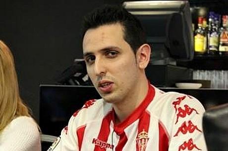 Sergio Aido prolonga la buena racha de los españoles en el SCOOP