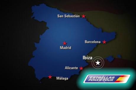 PokerStars Estrellas Poker Tour Ibiza:  Результаты Day 1A