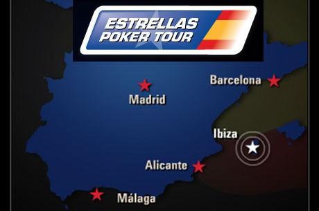 PokerStars Estrellas Poker Tour Ibiza:  Результаты Day 1B