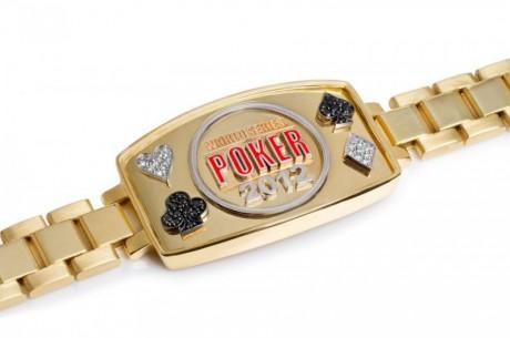 Mrkněte na nový WSOP náramek pro rok 2012