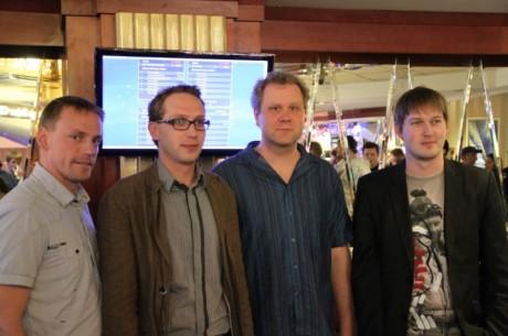 PokerNews.ee rahvusvahelisel pokkeriturniiril kolmas!