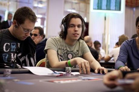 2012 World Series of Poker Rookie Roundup: Dominik Nitsche