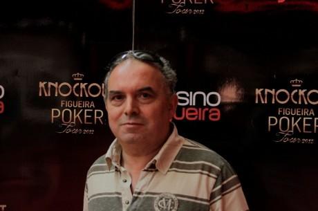 KnockOut Figueira Poker Tour 2012 #5: Fernando Remígio Vencedor