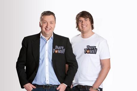 Partys:  uus proff Party meeskonnas ja  WSOP satelliidid