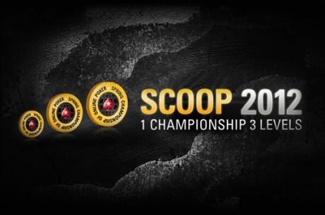 Ostatni dzień SCOOP - Wyniki pozostałych turniejów