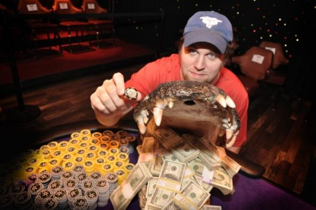 Justin Truesdell Wins World Series of Poker Circuit Harrah's New Orleans Main Event