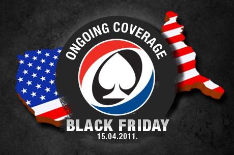 Black Friday: Leitura da Sentença de Buckley Adiada