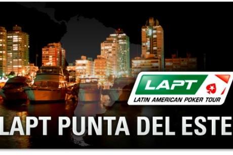 Hoy empieza el PokerStars Latin American Poker Tour de Punta del Este
