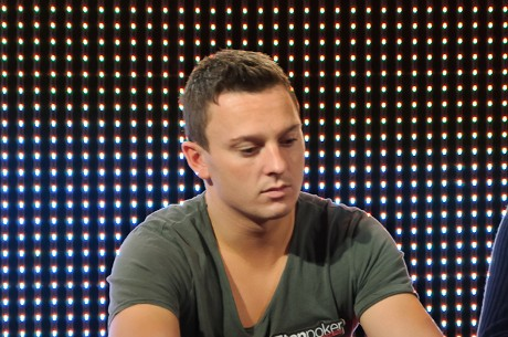 2012 World Poker Tour $100,000 Super High Roller Day 1: Sam Trickett Fifth