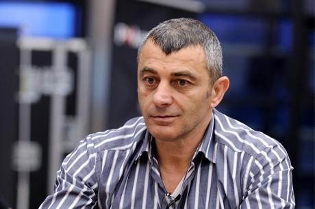 Francesco Delfoco, líder del Día 1a del PokerStars IPT Campione 2012