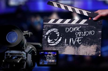 Запис на Donk Studio с участието на Славен Попов