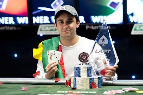 Marcelo Ramos Da Fonseca Wins 2012 PokerStars.net LAPT Punta del Este