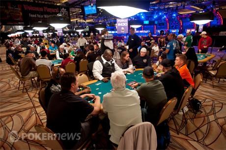 Arrancan las WSOP 2012 con la disputa del torneo de empleados del Casino Rio