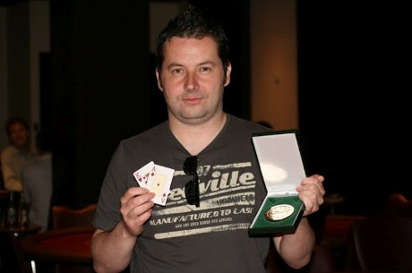 Andrew Jones Wins William Hill APAT Welsh Amateur Poker Championship