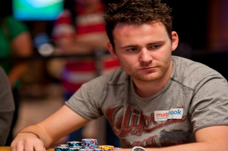WSOP Event #2 Down To Last 15: JP Kelly Fourth In Chips!