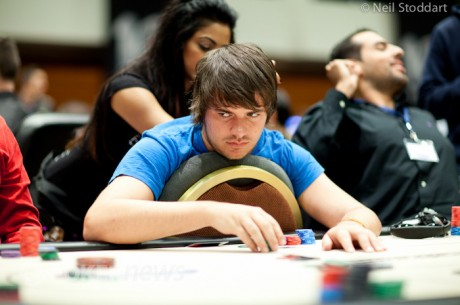 The Nightly Turbo: Rettenmaier Enters GPI POY Race, Online Poker in California, and More