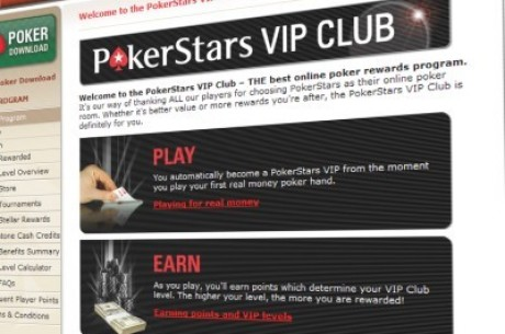 Нови промени в рейк структурата и VIP бонусите на...