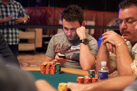 WSOP Event #2: JP Kelly Falls In Eighth After Rollercoaster Final Day