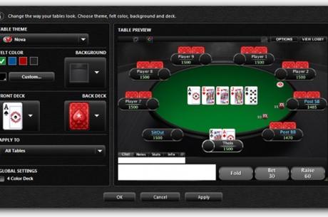Нови функции и промени в софтуера на PokerStars
