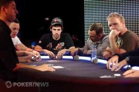 Mercier również odniósł sukces w drugim evencie WSOP