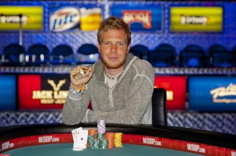 WSOP #3: Leif Force vant - Obrestad nr 8