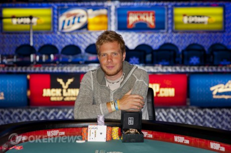 2012 World Series of Poker Day 5: Force, Zeidman Win Gold; Negreanu at Event #5 Final Table