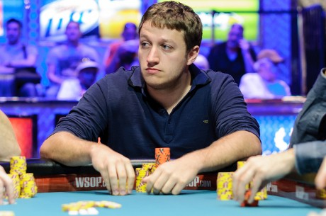 WSOP Event #5: Nick Jivkov Wins Bracelet As John Eames Falls In Eighth