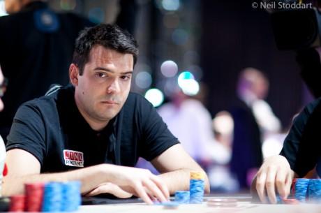 Димитър Данчев продължава в Ден 3 на Събитие #6 $5,000 NLH...