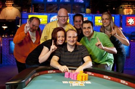 WSOP Boulevard: Andy Bloch wint Event #7; Joseph Cheong chipleader Mixed-Max